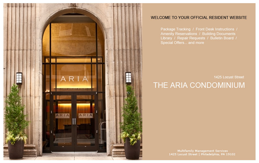 The Aria Condominium